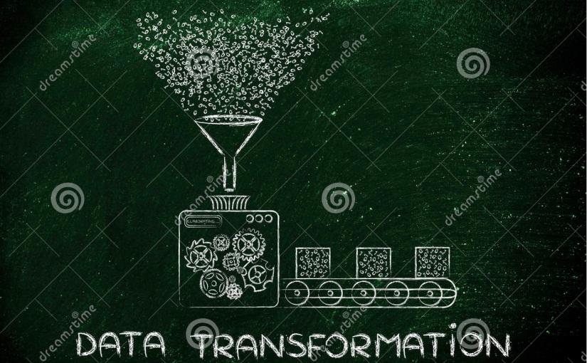 Extraindo o máximo dos algoritmos com datatransformation
